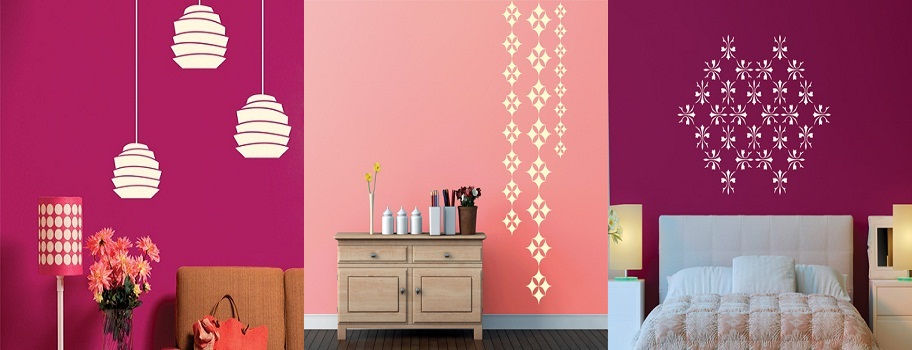 inspirations for interiors ideas dressing up walls home decor asian paints