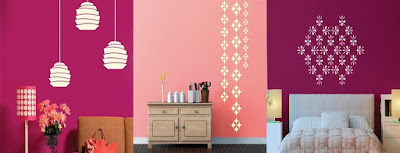 Inspirations for Interiors: Ideas for Dressing up Walls, home decor, Asian Paints