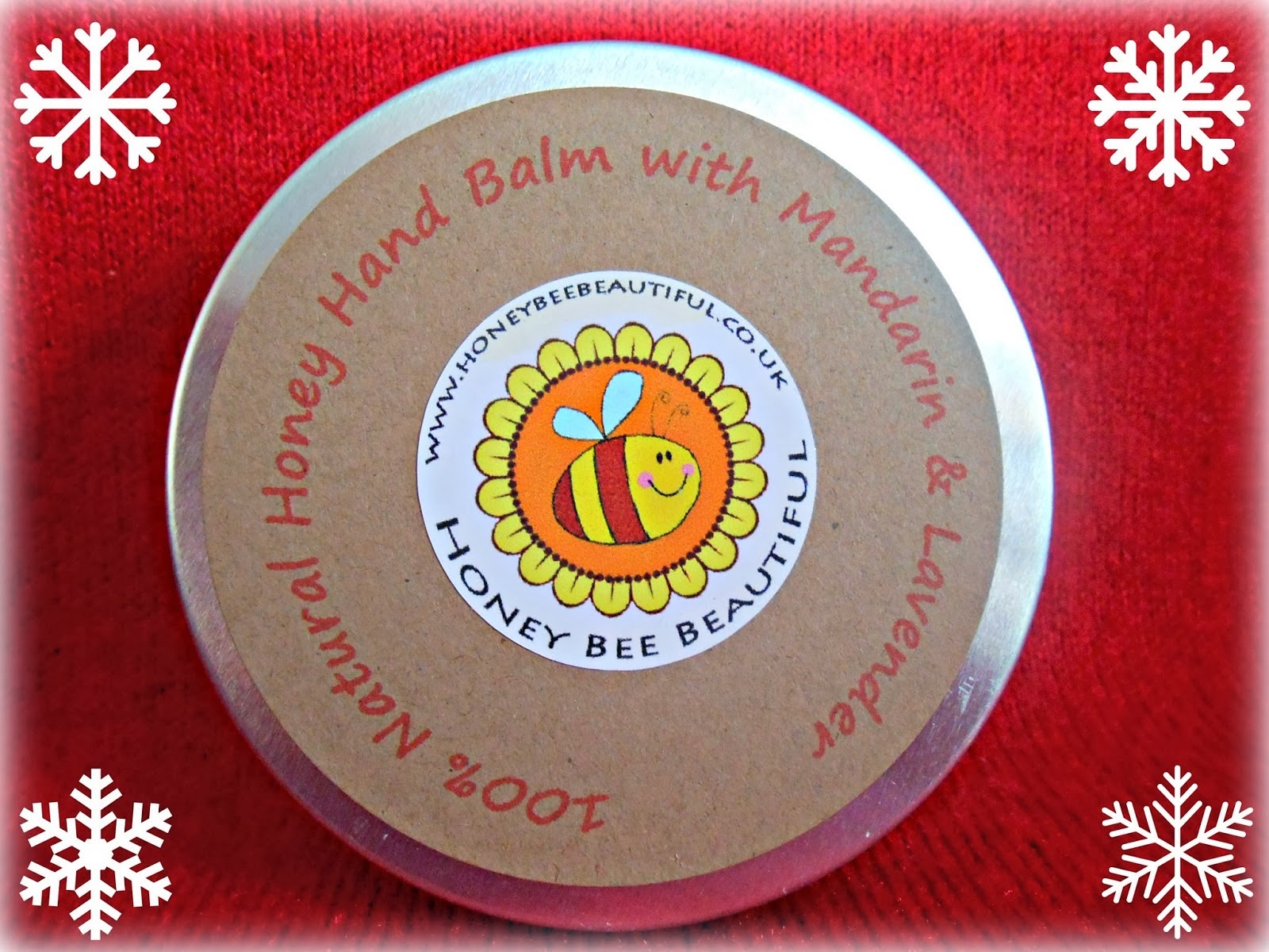 Honey Bee Beautiful Hand Balm