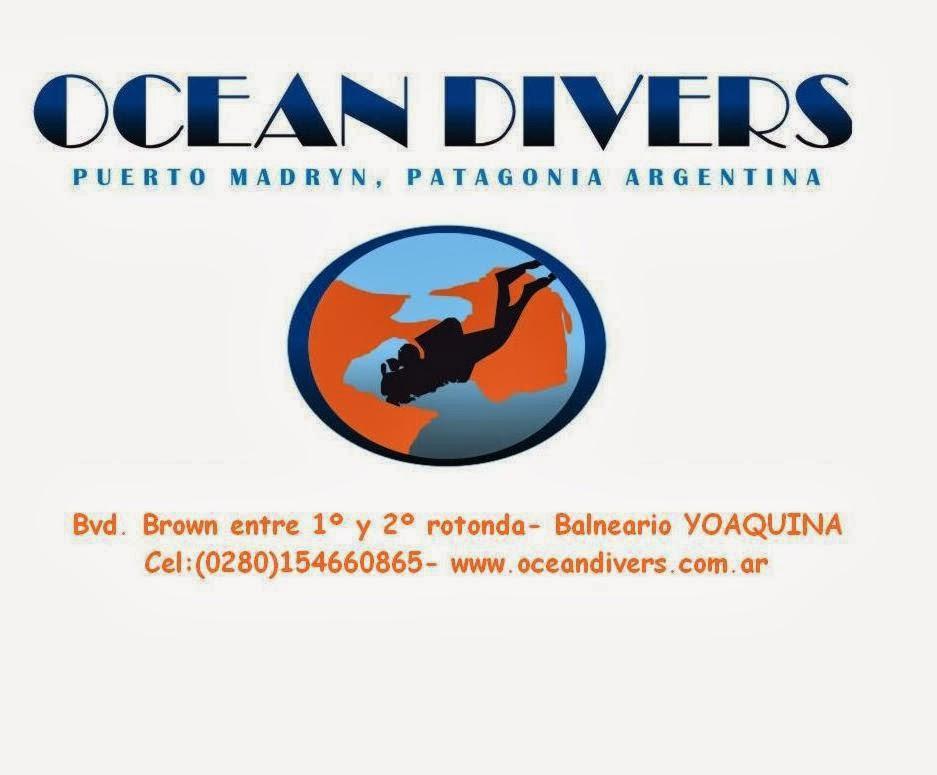 Ocean Divers- Puerto Madryn
