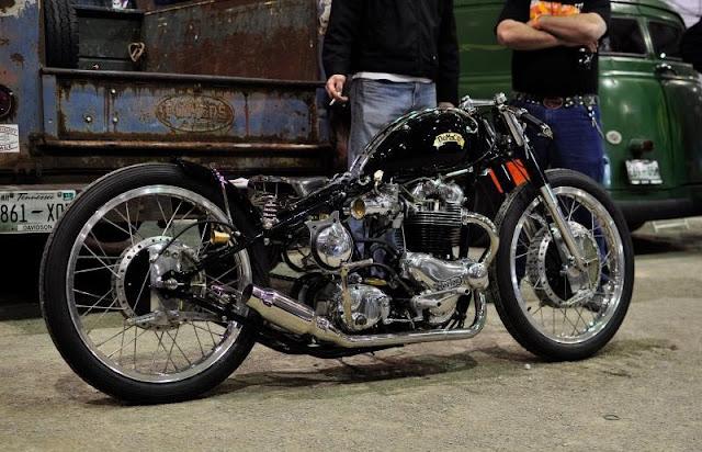 Norton Motorcycles | Norton Bobber | Custom Norton Motorcycle | Norton Bobber fpr sale | Norton Bobber Parts | Norton custom | custom Motorcycles | custom bikes | way2speed.com