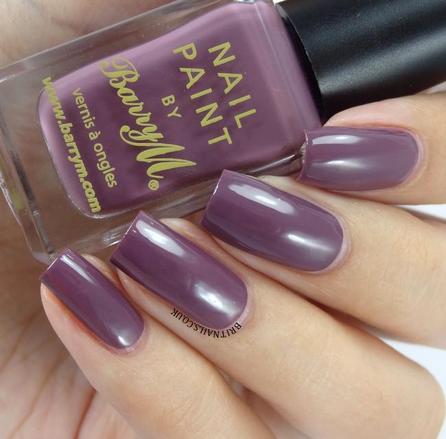 Barry M Vintage Violet