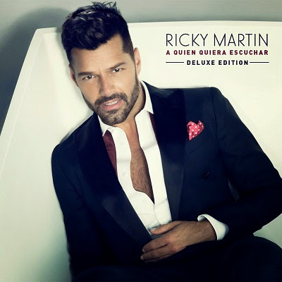 Ricky Martin – A Quien Quiera Escuchar disco 2015