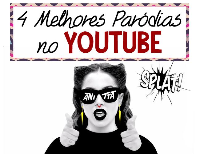 As melhores Parodias da Música Bang da Anitta