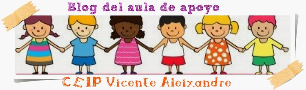 AULA DE APOYO CEIP VICENTE ALEIXANDRE
