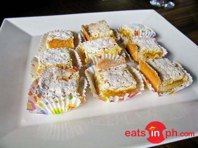 Lemon Squares from Hill Station, Baguio City