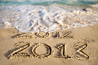 creative way to say newyear wish+2013+wallpapers