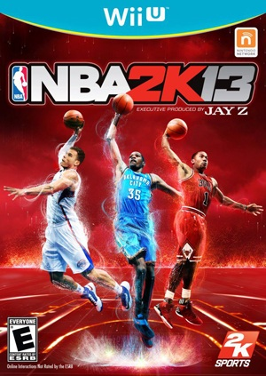 Download NBA 2K13 Wii U