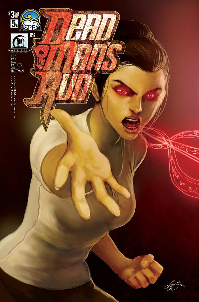 Preview: DEAD MAN¹S RUN #5