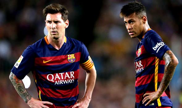 El Fair Play financiero y Neymar echan a Messi del Barça