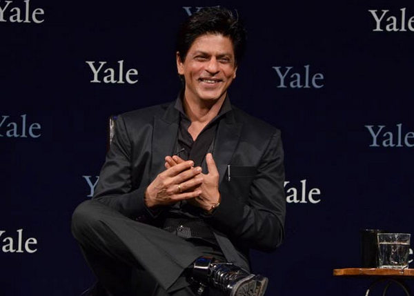 Entertainment news, Bollywood, Superstar, Shah Rukh Khan, Doting dad, Aryan, Suhana, Voted, India's most popular father, Father's Day, Poll, Conducted, Web site.