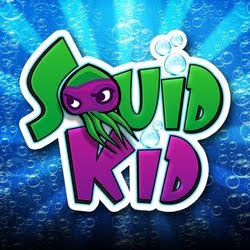 New Kind of Superhero Hits the App Store... Squid Kid