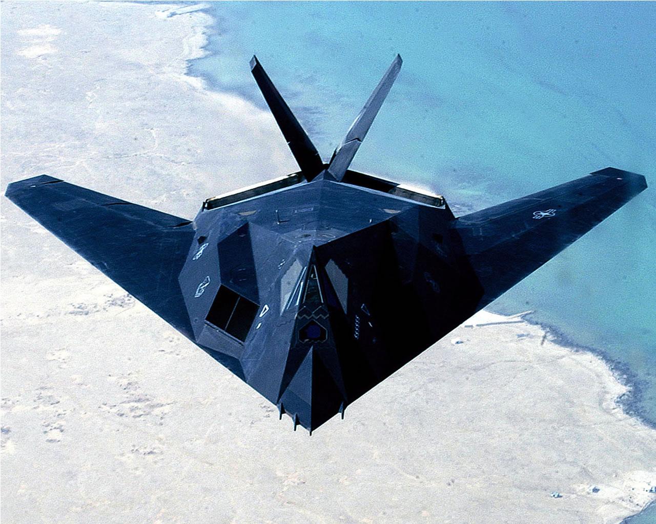F 117 Nighthawk FlySimReal: FSX: alcun...