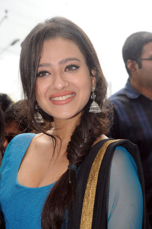 Madalsa sharma sexy teeth - (12) - Madalsa sharma in Blue Suit - Hot Pics