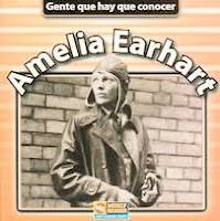 bookcover of  AMELIA EARHART by Jonatha A. Brown