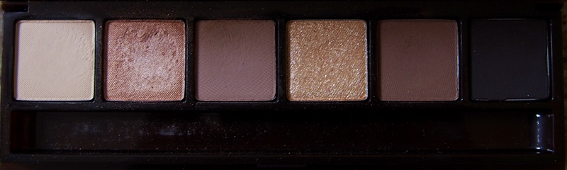 Bobbi Brown Warm Eye Palette close up