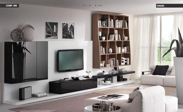 DESIGN MODERN LIVING ROOM FROM TUMIDEI