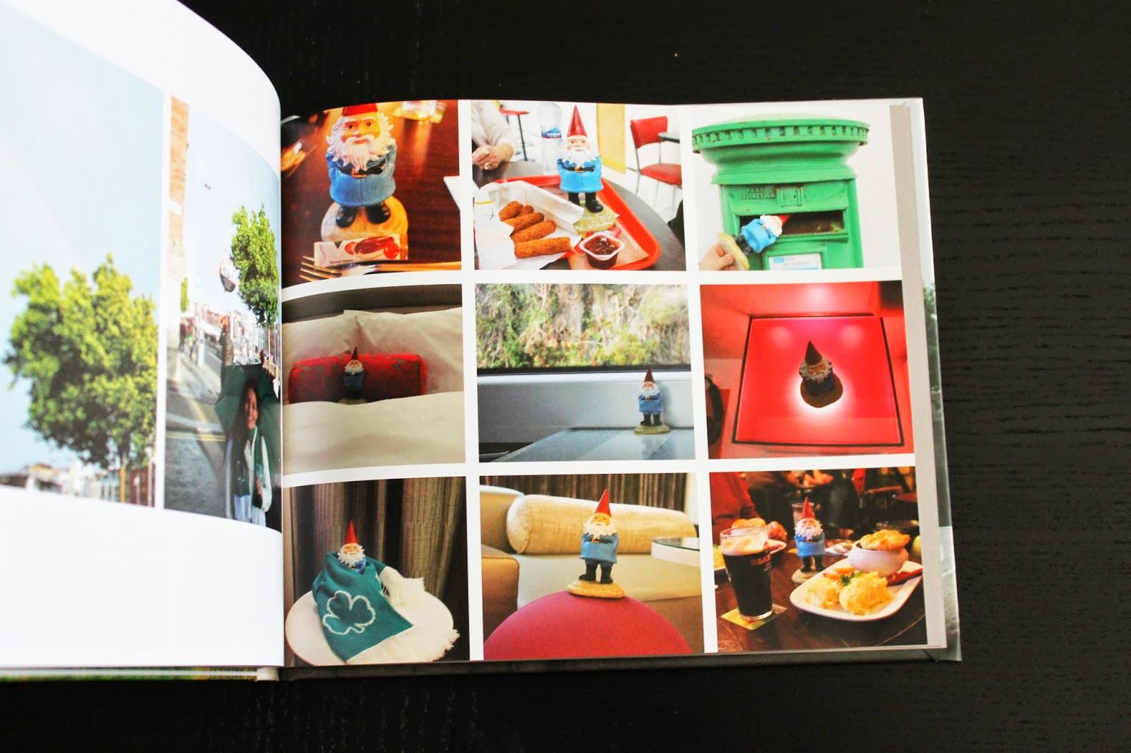 Tiffzippy Ireland Photo Book