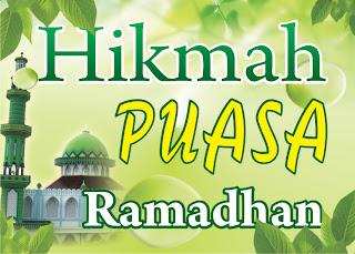 hikmah dan manfaat puasa ramadhan