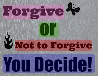 Forgiveness, Forgive or Not to Forgive, Blended family, stepmom, step mother