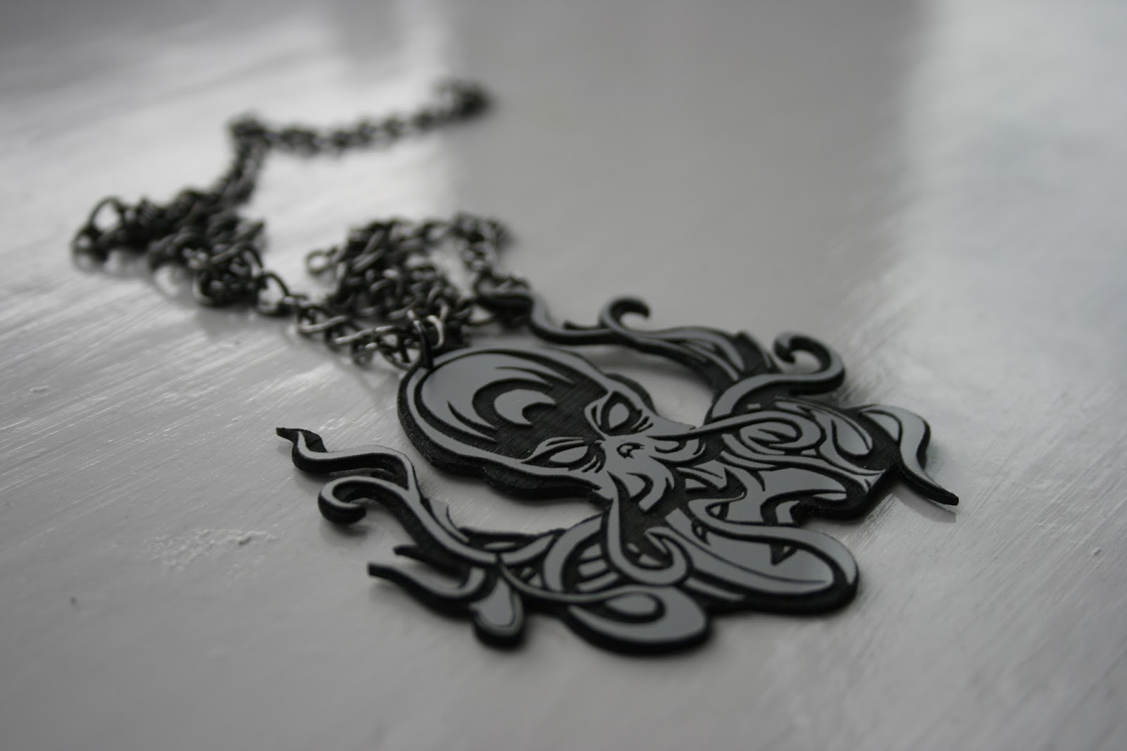 cthulhu, eldritch, jewellery, lovecraft, necklace