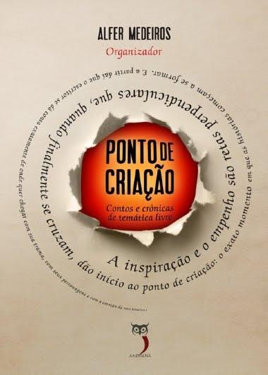 Uma das autoras do livro Ponto de Criação, da Andross Editora, com o conto CASAMENTO