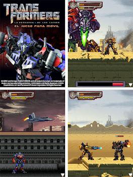 Transformers para celular