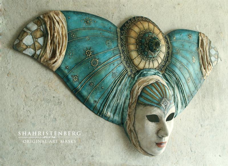 Shahristenberg  art mask