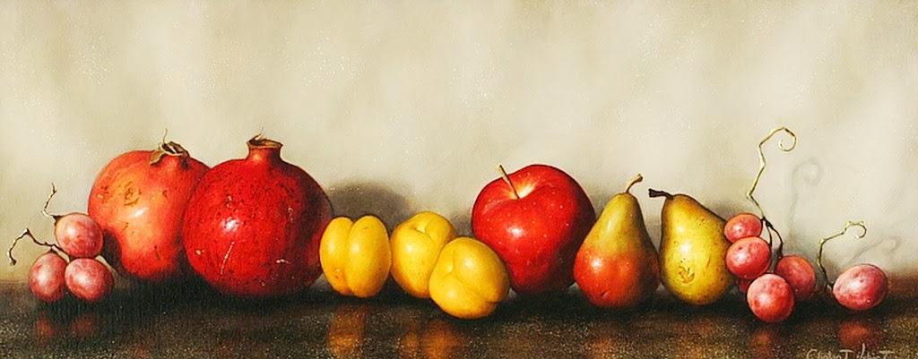 Cuadros modernos pinturas y dibujos bodegones de frutas - Fotos de bodegones de frutas ...