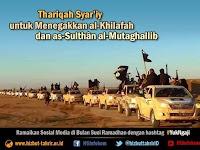 [Jawab Soal] Thariqah Syar'i untuk Menegakkan al-Khilafah dan as-Sulthân al-Mutaghallib