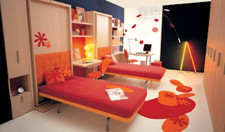 Image-Bedrooms-teenage-with-two-red-bed-inspiring-bedrooms