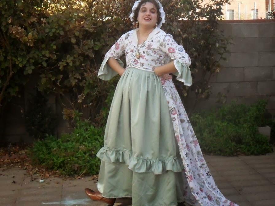 1790's Costume