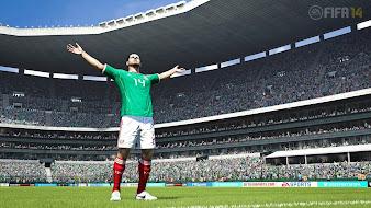 #18 FIFA Soccer 14 Wallpaper