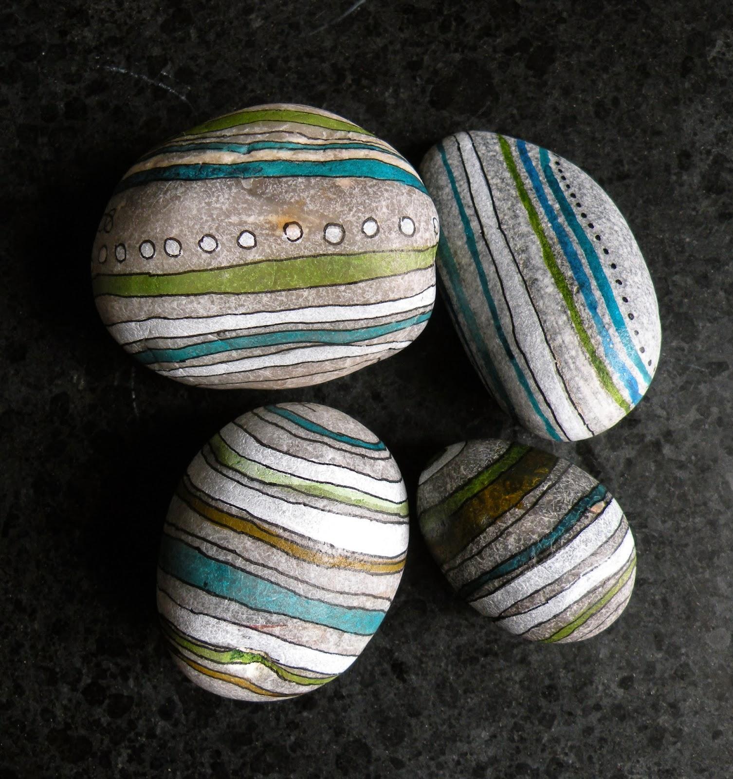 Oeuvresverotib galets couleur for Galets decoratifs de couleur