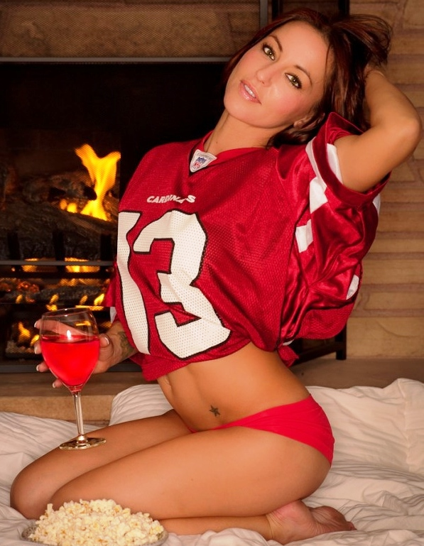 Beauty Babes 2013 Arizona Cardinals Nfl Season Sexy Babe