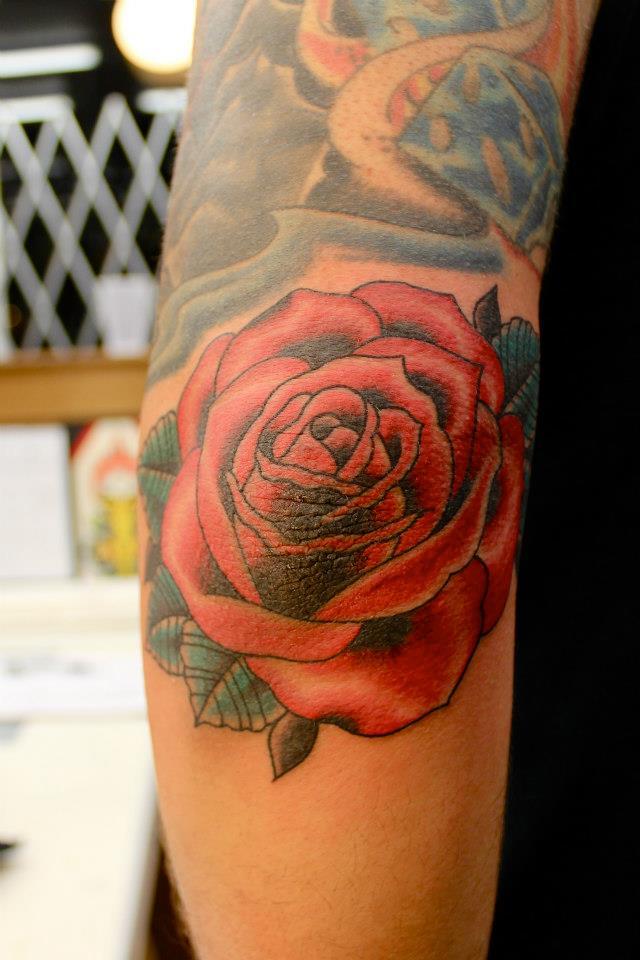 Mejores Tatuajes De Rosas YouTube - Imagenes De Tatuajes De Rosas