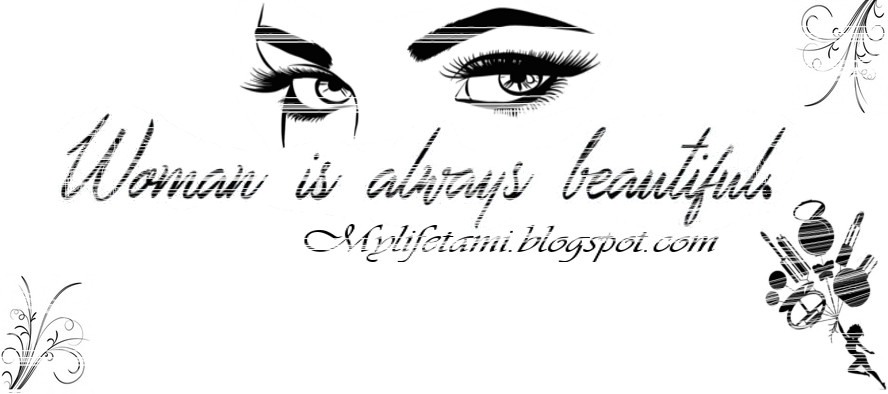 Woman is always beautiful...