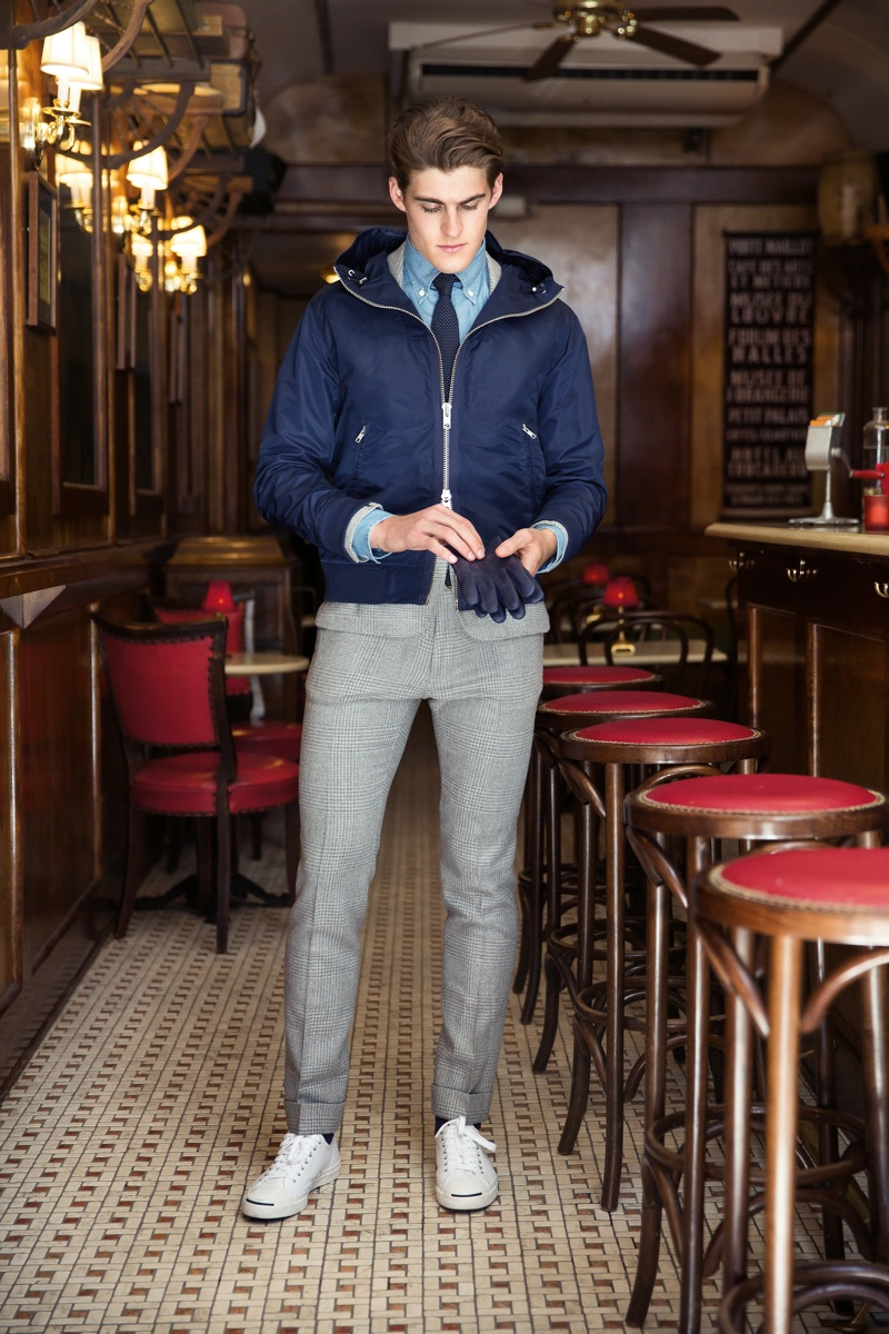 GANT Rugger Menswear: AW14 Collection