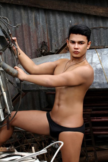 Indonesia male model