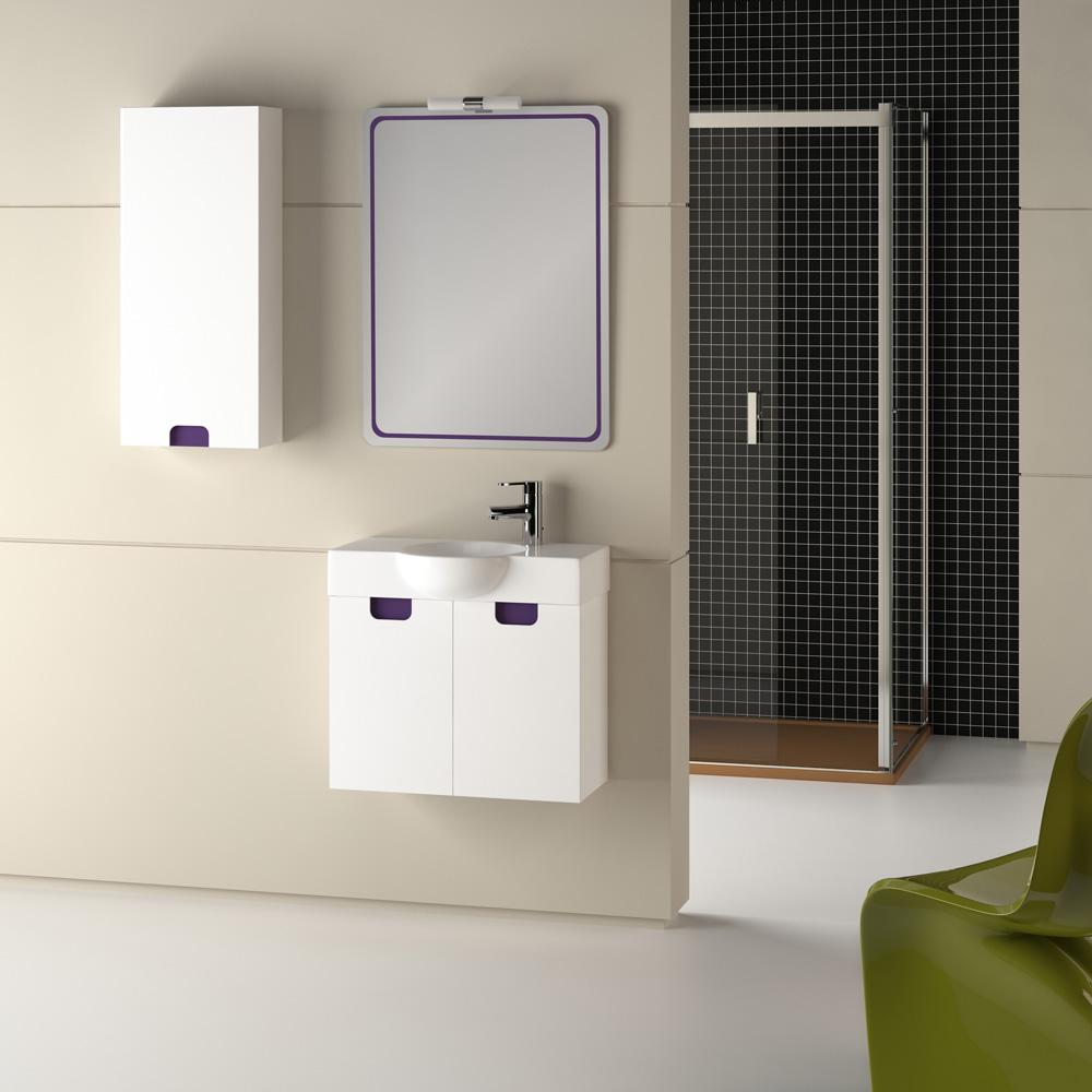 lavabo con armario pequeo lavabos para baos reducidos dikiducom