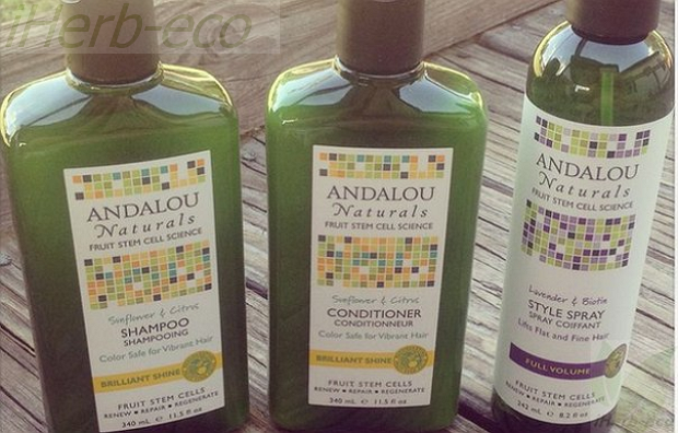 Andalou Naturals (Organic Ingredients) от iHerb