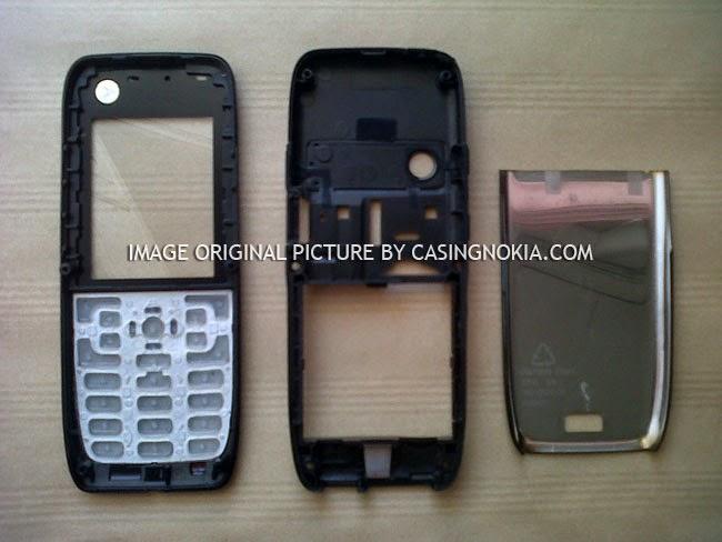 Nokia E51 Silver