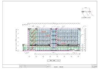 仮設計画図 立面図2