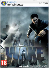 Alan Wake PC Game + Crack SKIDROW (2012)