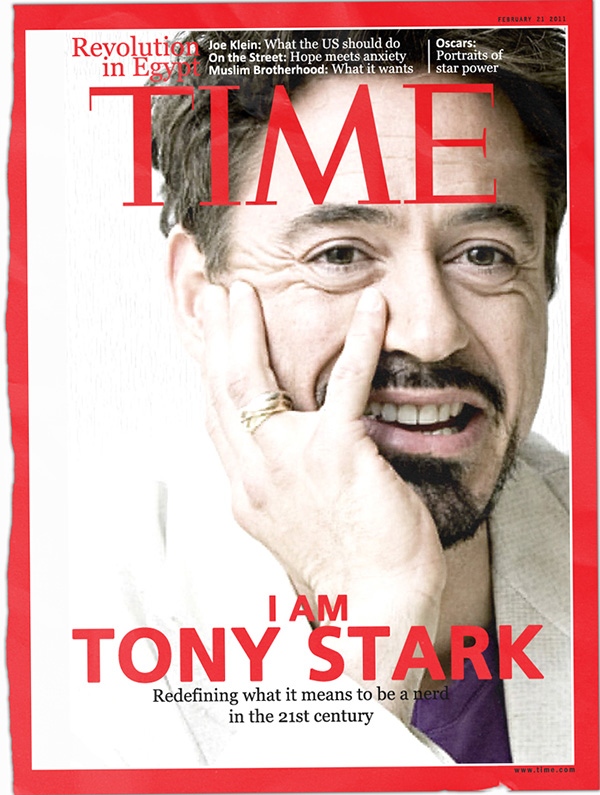 time iron man