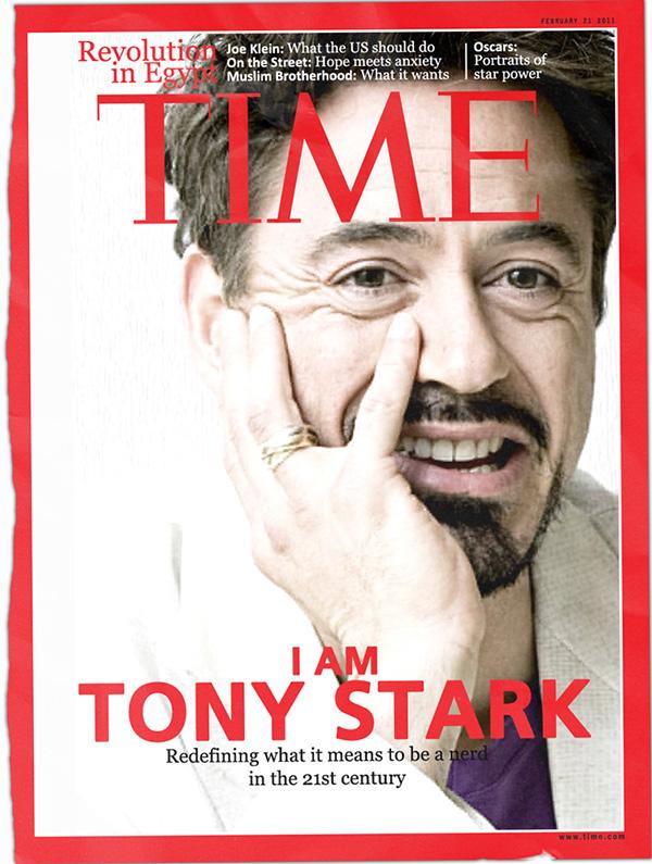 time iron man