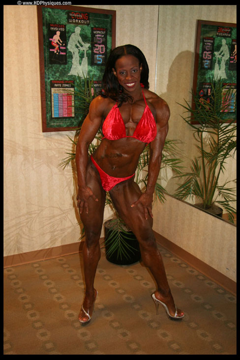 Jackie Christopher Female Muscle Bodybuilder Blog HDPhysiques