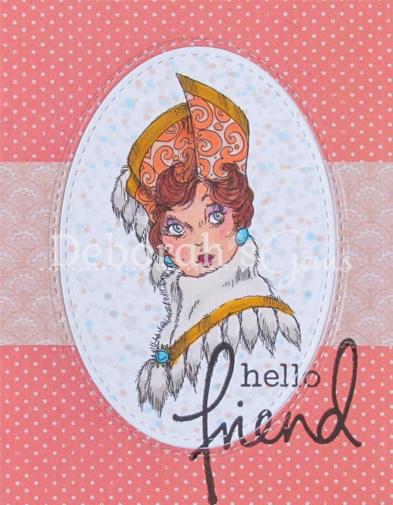 Hello Friend - photo by Deborah Frings - Deborah's Gems