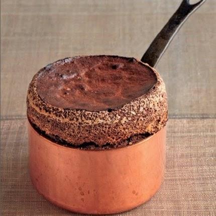 Recettes Desserts-Soufflé au Nutella