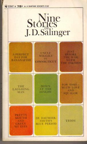 a review of salingers uncle wiggily in connecticut Nine stories [j d salinger] on amazoncom free shipping on qualifying offers stories: a perfect day for bananafish, uncle wiggily in connecticut, just before.
